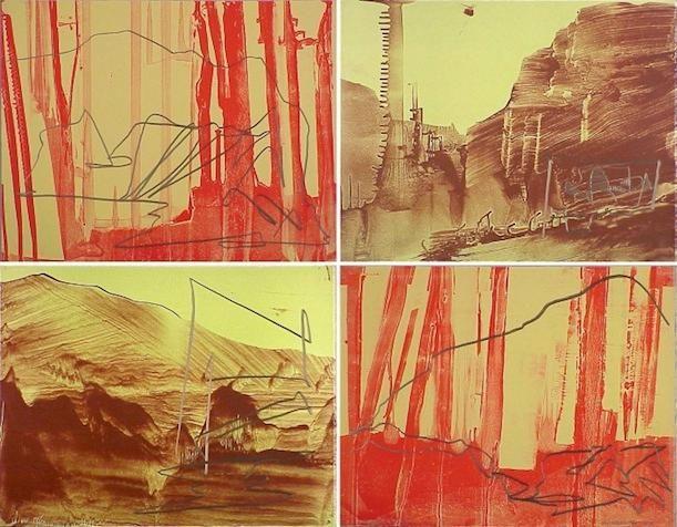 Contemporary Art from Oregon's Umatilla Indian Reservation