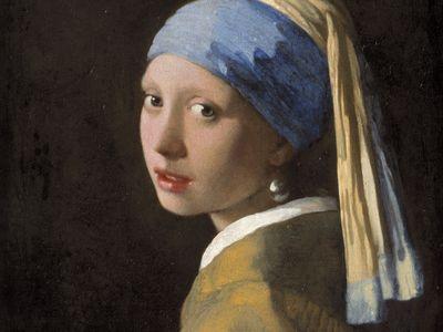Johannes Vermeer, 'Girl with a Pearl Earring,' c. 1665