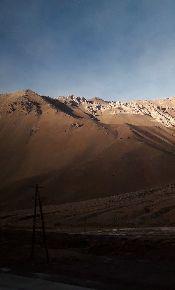 Road from Santiago to Mendoza thumbnail