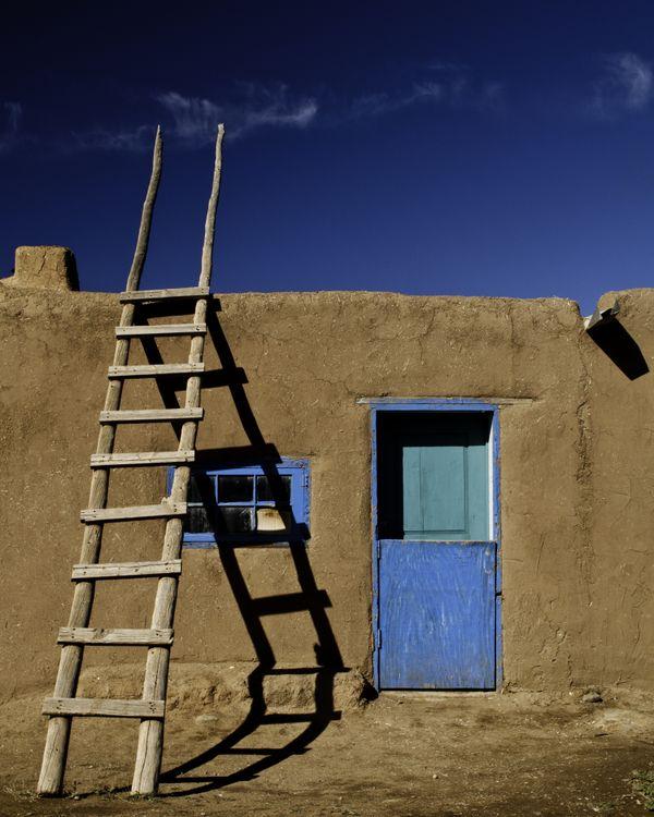 Adobe Home in Taos, New Mexico  thumbnail