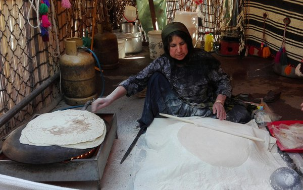 Ana Nan ( Ana: in Turkish means grandmother / Nan :in Persion means bread )   thumbnail