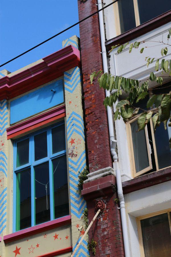 Cuba Street architecture thumbnail