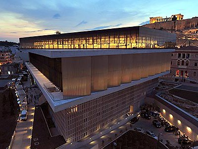 The New Acropolis Museum opened on June 20, 2009, replacing its predecessor with a monumental space ten times the size.