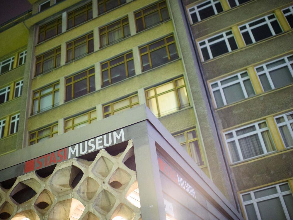 Stasi Museum exterior