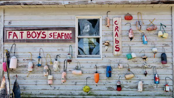 Fat Boys Seafood, Ocracoke Island thumbnail
