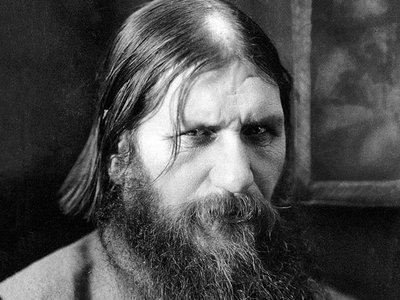 "Grigori Rasputin, the ""Mad Monk"""
