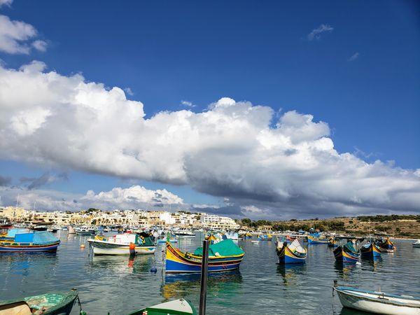 Fishing Village in Malta thumbnail