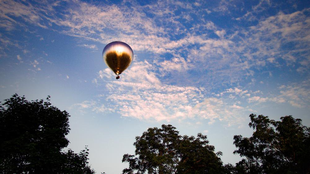Lead balloon image