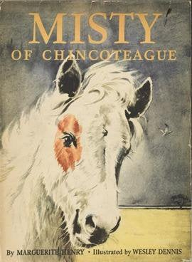 The True Story of Misty of Chincoteague, the Pony Who Stared Down a Devastating Nor'Easter