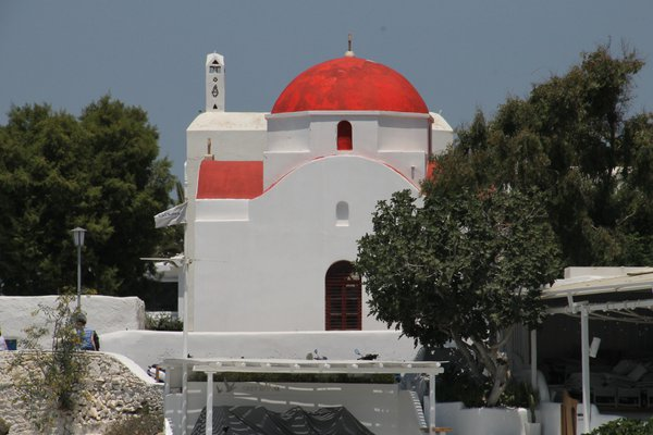 Mykonos church thumbnail