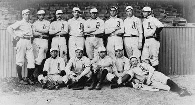 Philadelphia Athletics during the 1902 season