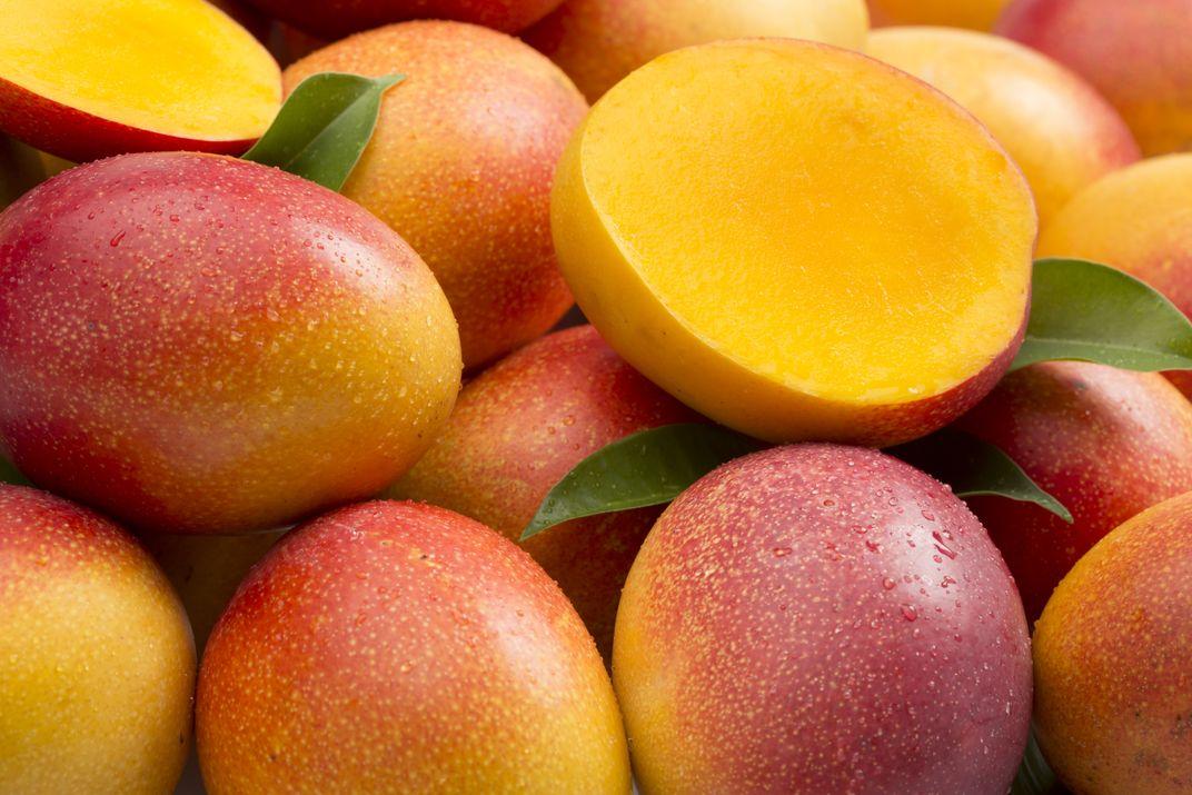 Image of a mango