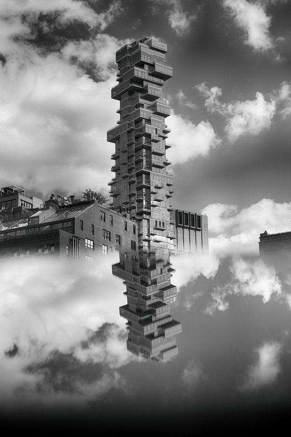 Jenga Towers Among the Clouds thumbnail