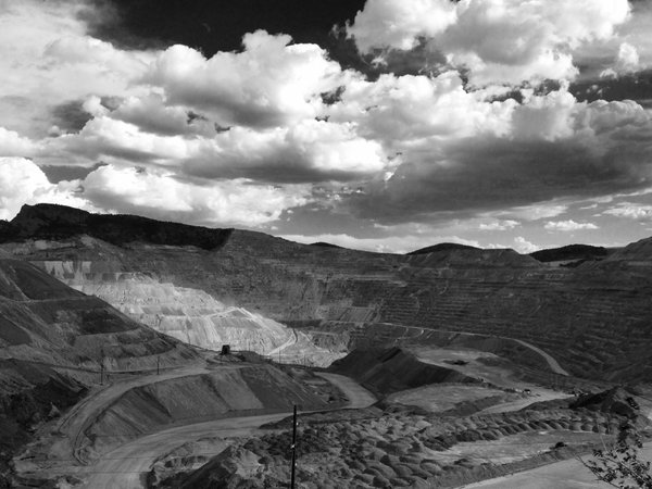 Copper Mine in Silver City thumbnail