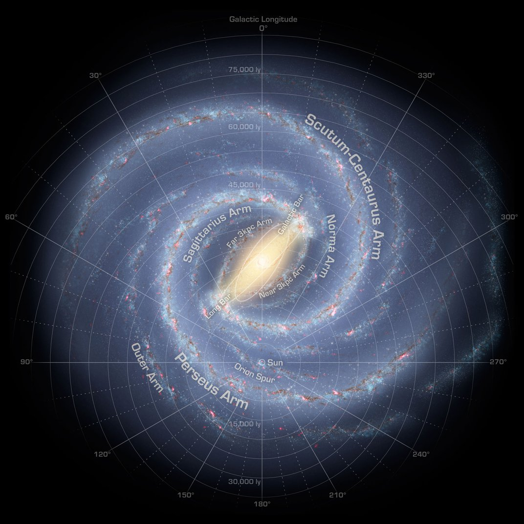 Streams of Stars Snaking Through the Galaxy Could Help Shine a Light on Dark Matter