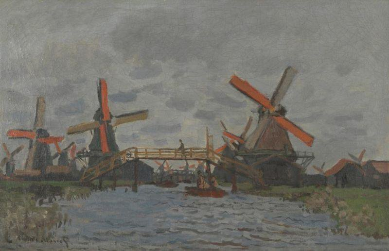 Thieves Attempt to Steal a Monet From a Dutch Museum—but Drop It Mid-Escape