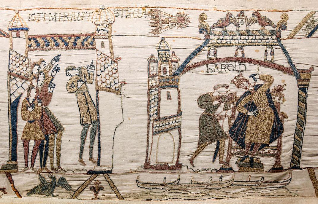 How Did the Norman Conquest Change English Cuisine?
