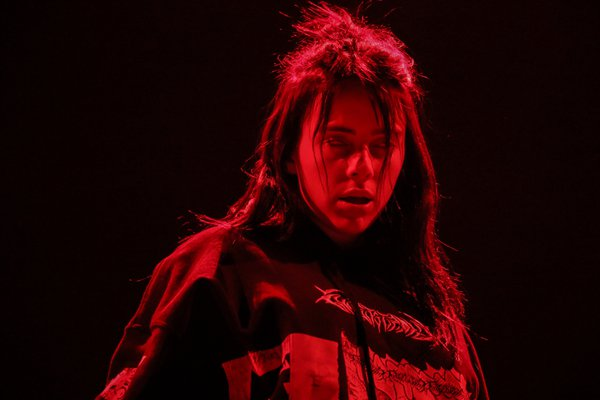 Billie In Red thumbnail