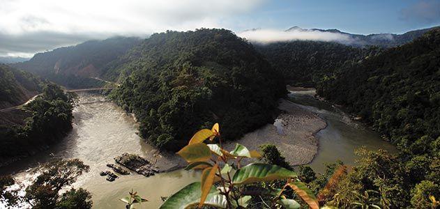 Inambari and Araza rivers