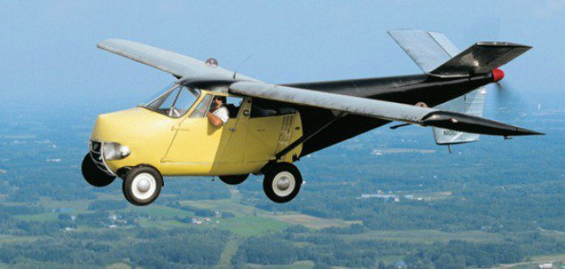 1954 Aerocar listed for sale by Greg Herrick in Minneapolis