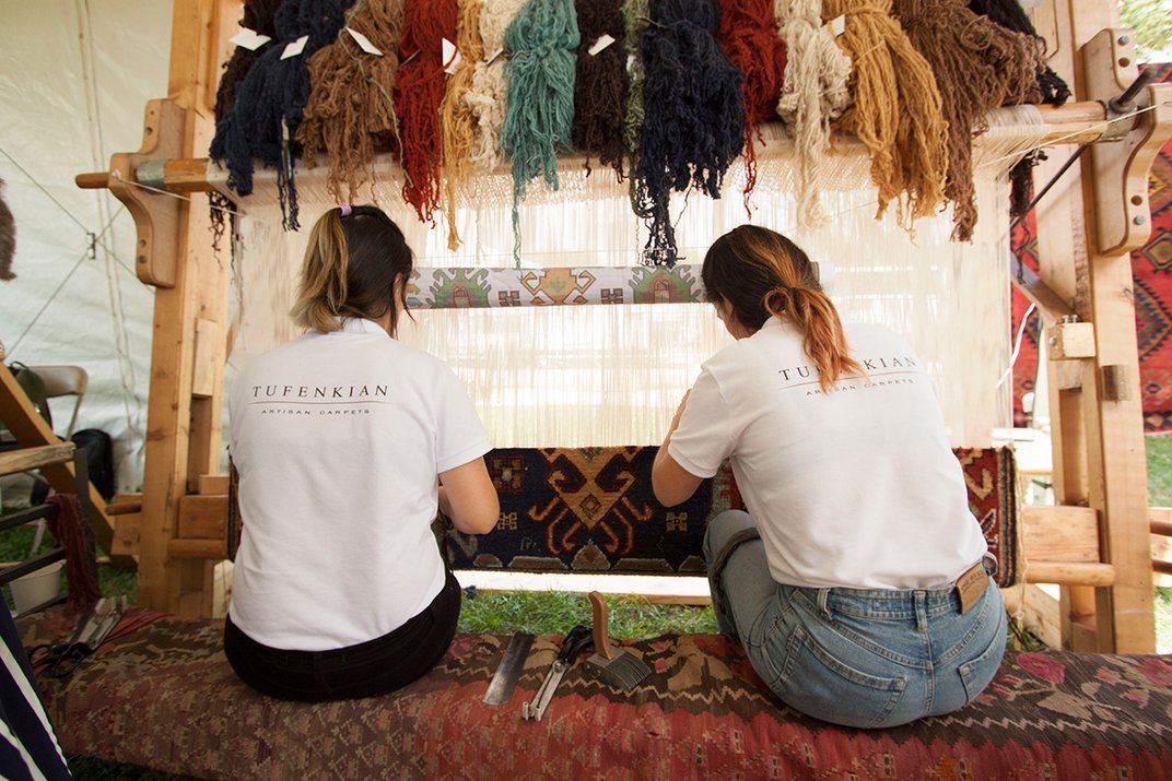 The Age-Old Tradition of Armenian Carpet Making Refuses to Be Swept Under the Rug