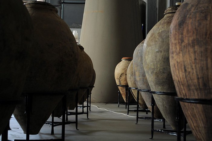 Can Ancient Techniques Make Modern Wine Better?