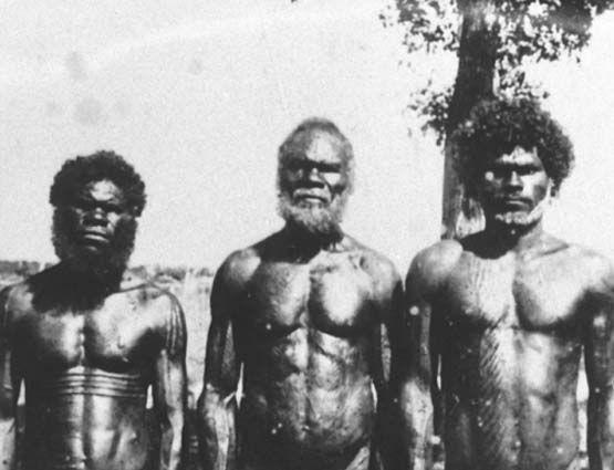 Native Australians, 1939