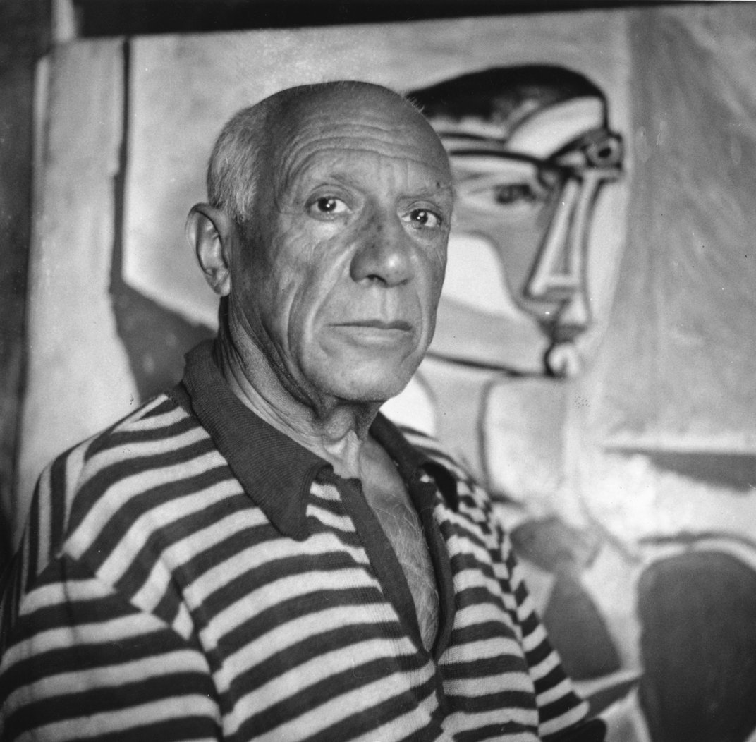 Abandoned Artwork Discovered Beneath Pablo Picasso Painting
