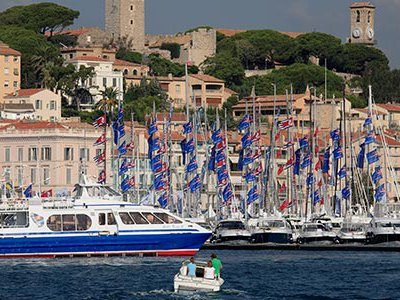 Elegant boat parties are all a part of the Cannes experience.