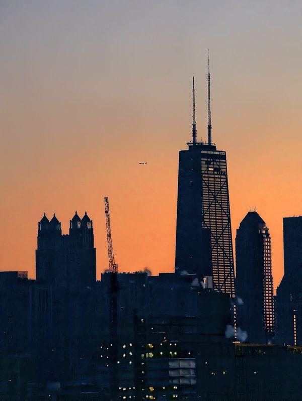 Sunrise in Chicago thumbnail