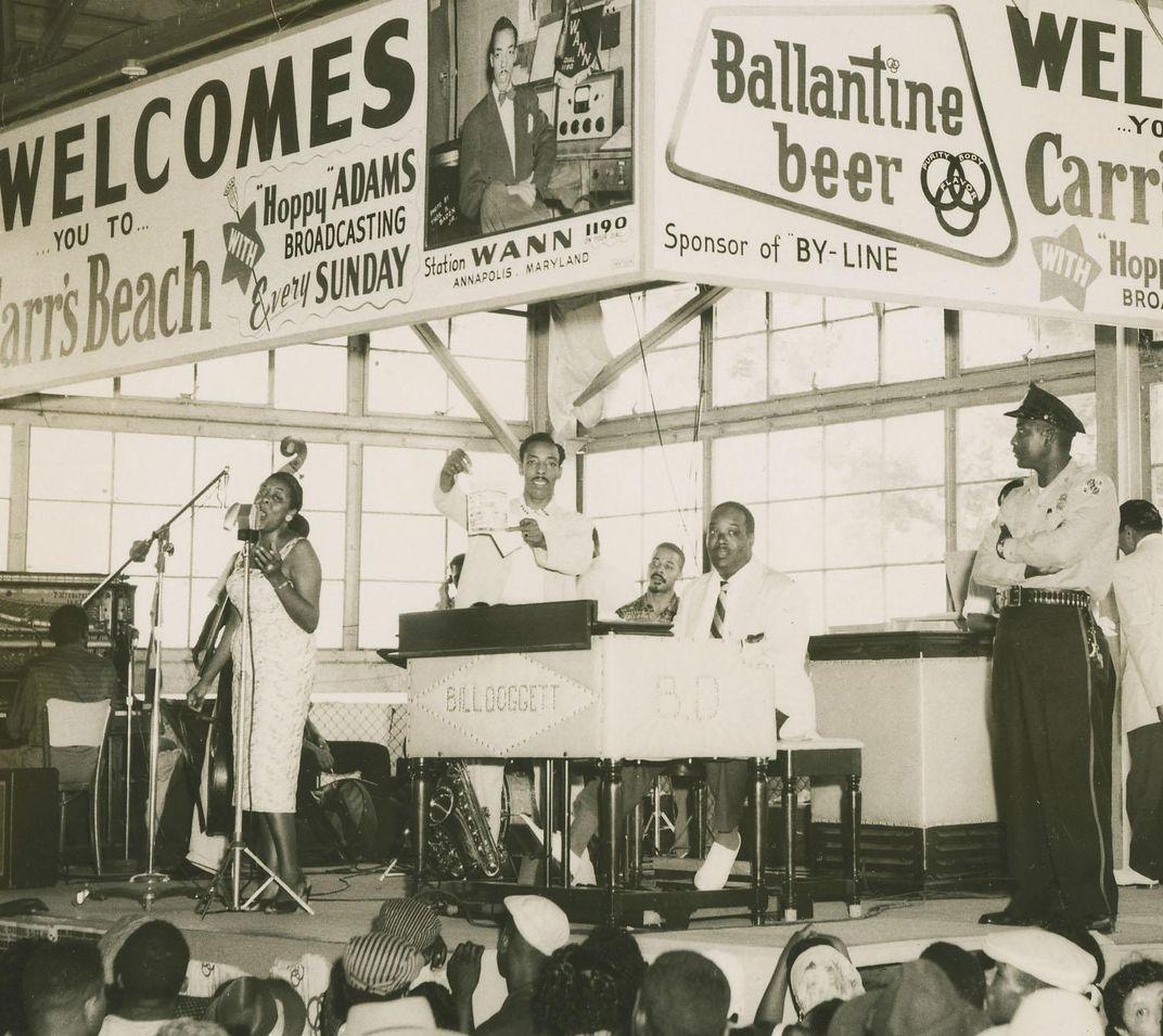 How Radio DJ Hoppy Adams Powered his 50,000-Watt Annapolis Station into a Mighty Influence