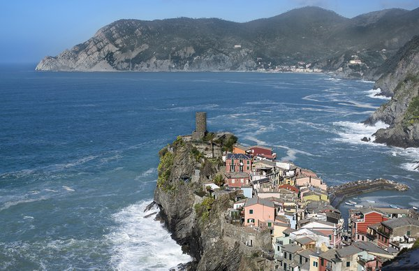 Vernazza from Above thumbnail