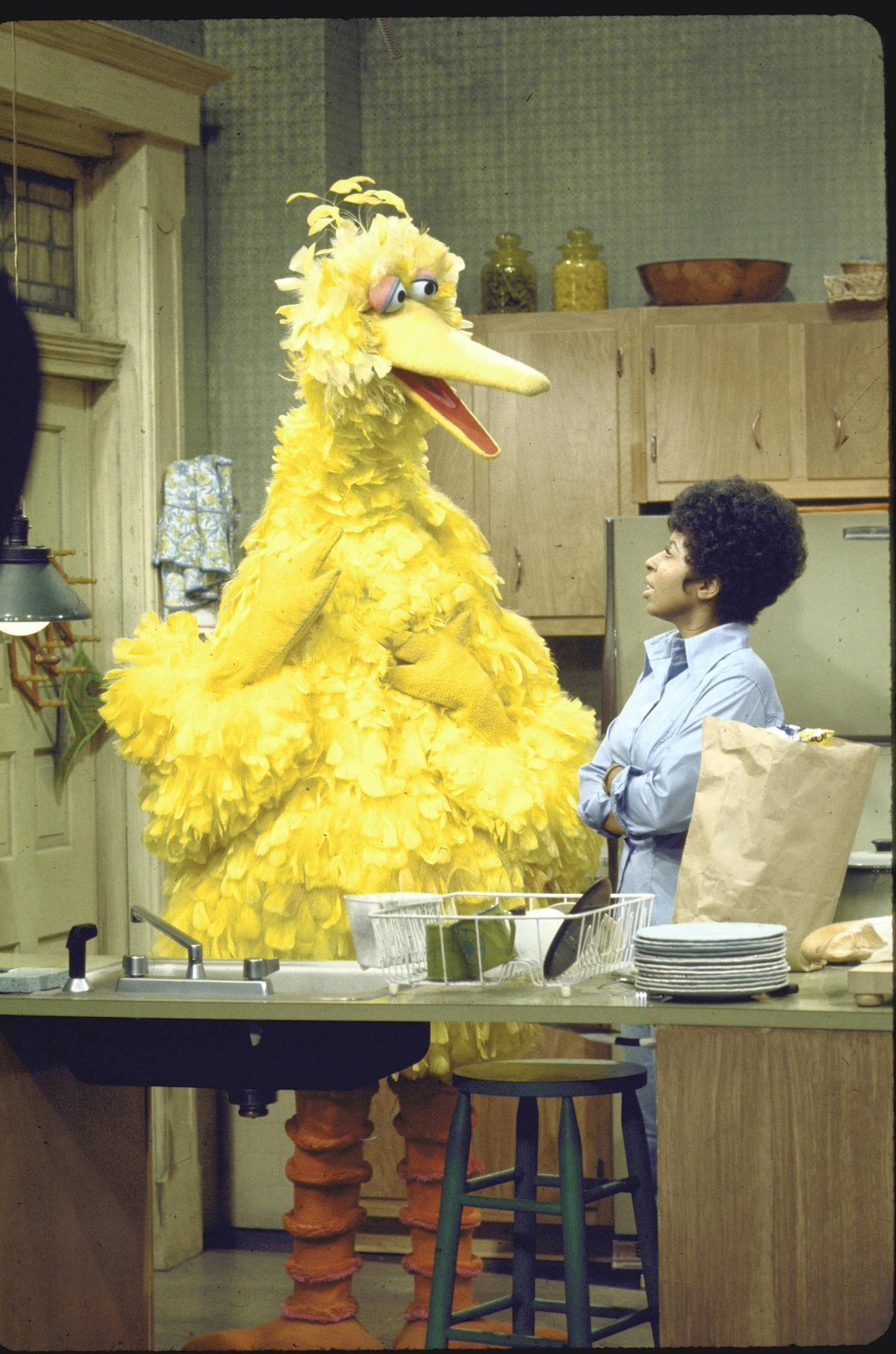 The Unmistakable Black Roots of 'Sesame Street'