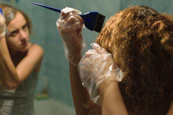 Girl in the mirror thumbnail