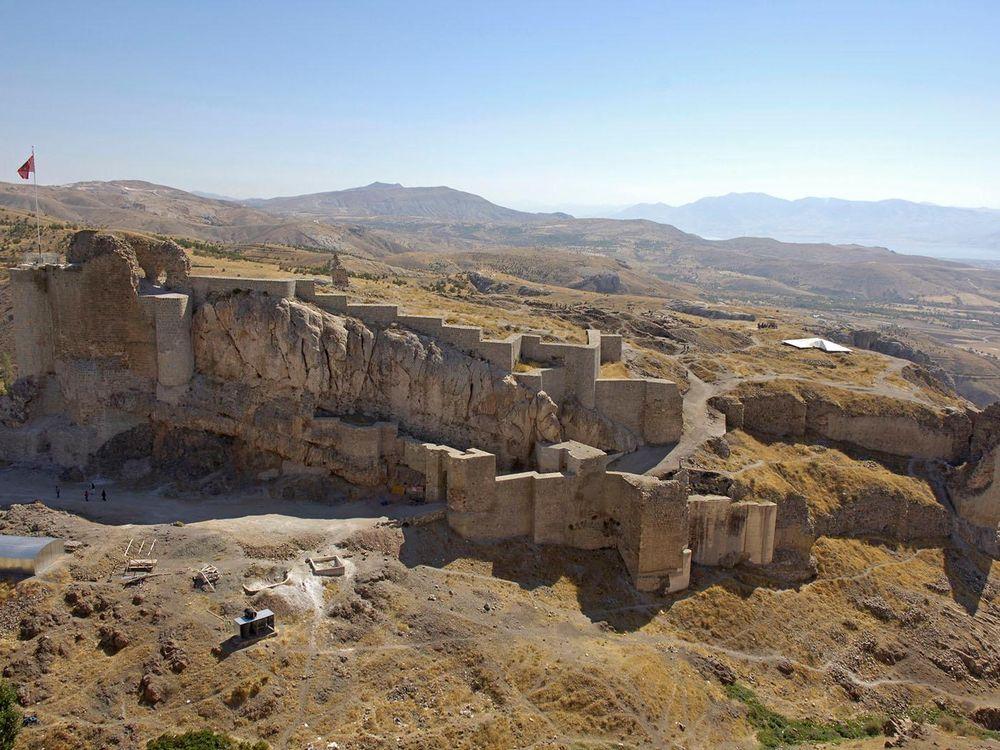 Urartian castle