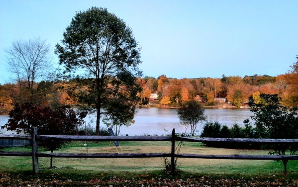Autumn on Truesdale Lake thumbnail