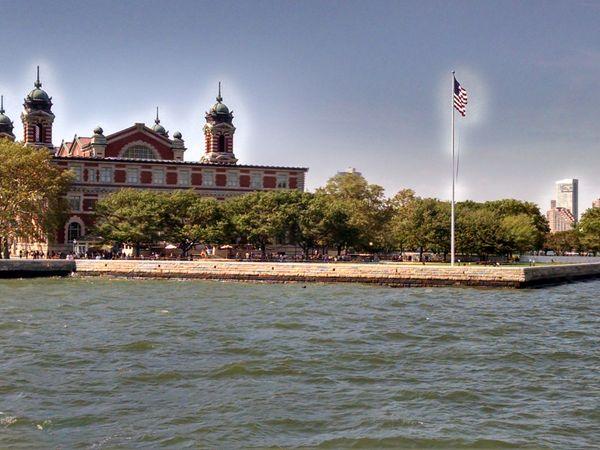 Aura of Ellis Island thumbnail