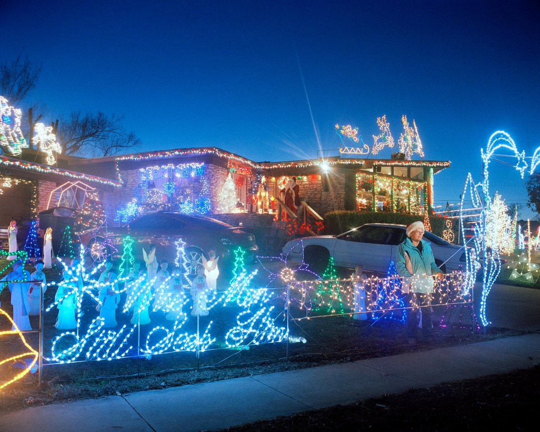 Eight Elaborate Christmas Displays Across America—and the People Behind Them