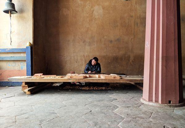 Tshering, the carpenter thumbnail