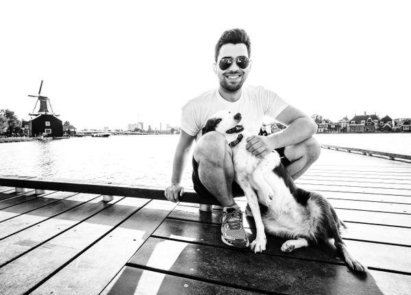 A Man and His Dog thumbnail
