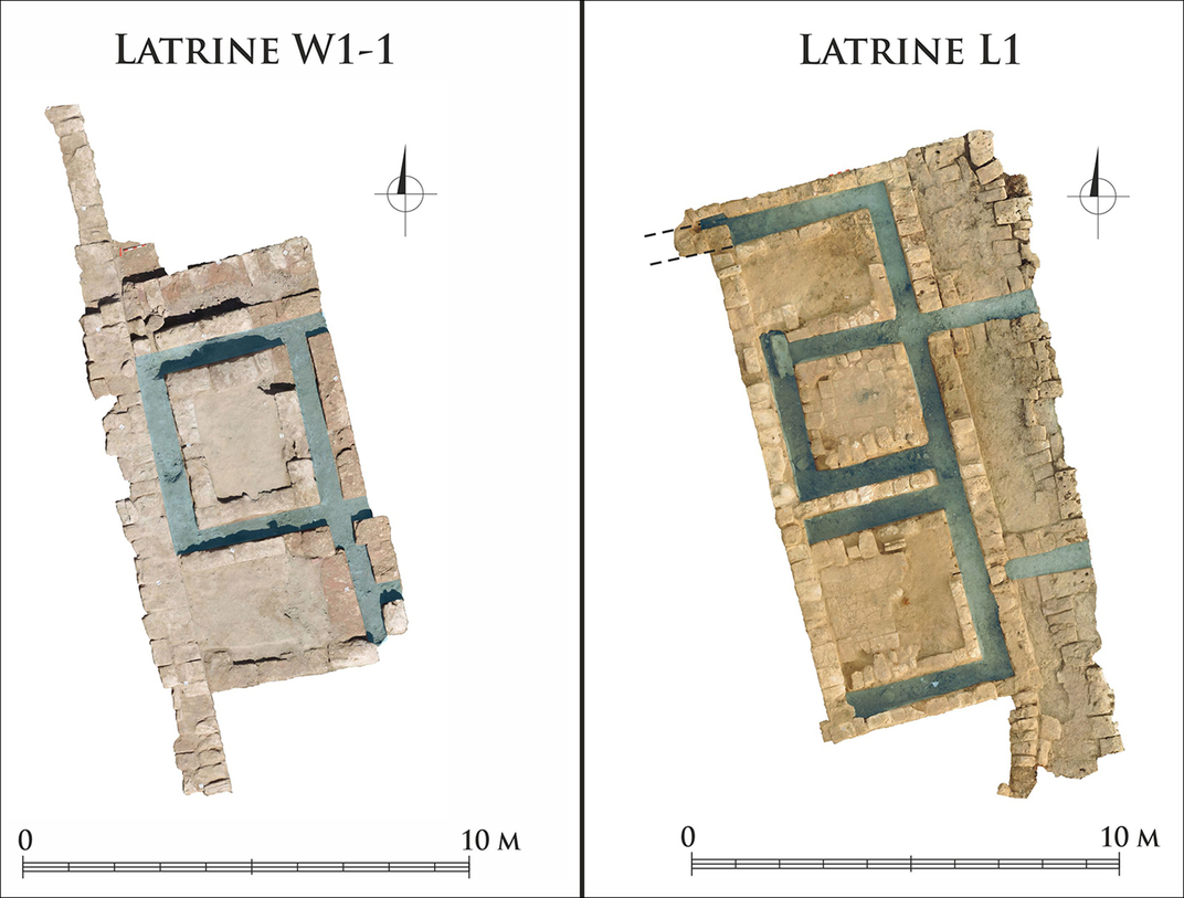 Ancient Christian Settlement in Egypt Shows Evidence of Urban Planning