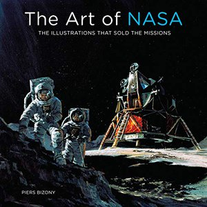 Preview thumbnail for 'The Art of NASA: The Illustrations That Sold the Missions