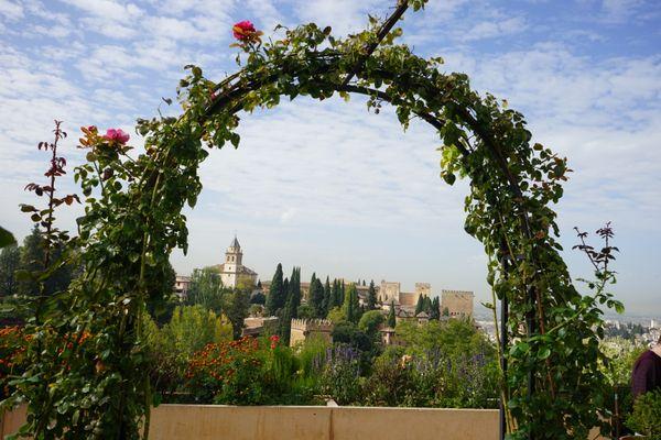 Alhambra palace thumbnail