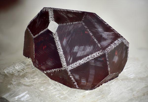 Spessartine mineral thumbnail