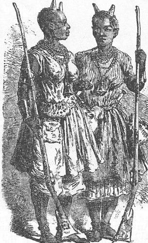 Dahomey's Women Warriors