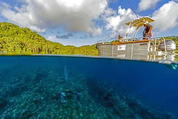 Diving in Papua New Guinea thumbnail