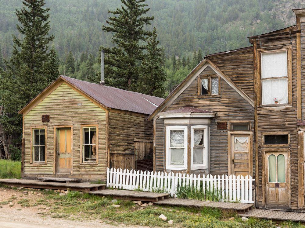 St. Elmo, Colorado, Ghost Town