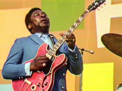 B.B. King is among the performers featured in the documentary Summer of Soul.