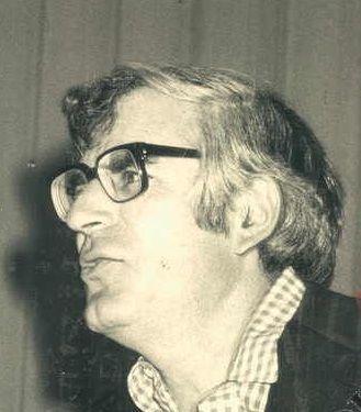 David Halberstam in 1978