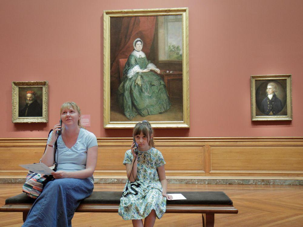 Baltimore Museum of Art audio tour